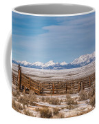 Wind Rivers Coffee Mug