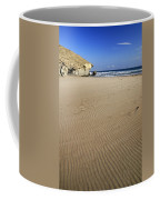 Wind Signals At The Beach Coffee Mug