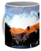 Wind-sun But No Rain Coffee Mug
