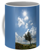 Wind Turbine  Coffee Mug