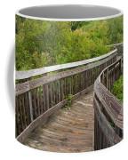 Winding Boardwalk Coffee Mug