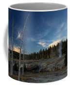 Winding Down Coffee Mug