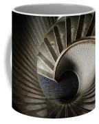Winding Down Coffee Mug by Joan Carroll