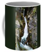 Winding Down The Cliffs Coffee Mug
