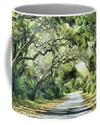 Winding Path Coffee Mug