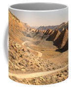 Winding Through The Coxcomb Coffee Mug