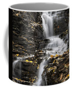 Winding Waterfall Coffee Mug by Christina Rollo