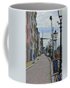 Windmill At The End Of The Street Coffee Mug