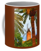 Windmill In Palma De Mallorca Coffee Mug