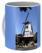 Windmill In Solvang Coffee Mug