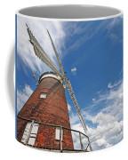 Windmill In The Sky Coffee Mug