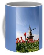 Windmill Island Gardens Coffee Mug