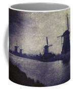 Windmills Coffee Mug by Joana Kruse