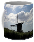 Windmills Silhouette Coffee Mug