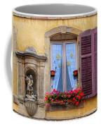 Window And Sculpture Coffee Mug