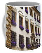 Window Boxes In Germany Coffee Mug