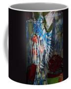 Window Butterflies Coffee Mug