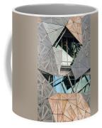 Window Design Coffee Mug
