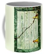Window Hatch Coffee Mug