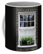 Window In London Coffee Mug by Elena Elisseeva