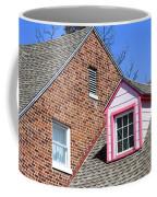 Window In Pink Coffee Mug