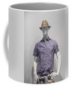 Window Mannequin 5 Coffee Mug