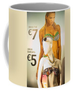 Window Mannequin 6 Coffee Mug