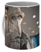 Window Mannequin 7 Coffee Mug