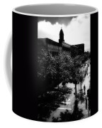 Window On Lisbon Street Coffee Mug
