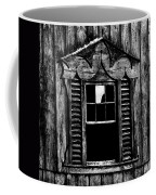Window Pane Coffee Mug