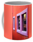 Window Reflections 2 Coffee Mug