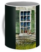 Window Reflections Coffee Mug