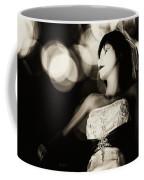 Window Shopping At Night Coffee Mug
