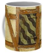 Window Shutter 2 Coffee Mug