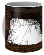 Window Through Time Coffee Mug