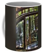 Window To A Window Via Tree Coffee Mug