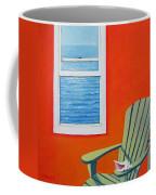 Window To The Sea No. 1 - Seashell Coffee Mug