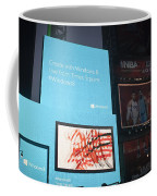 Windows 8 Coffee Mug