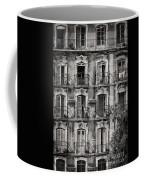 Windows And Balconies 1 Coffee Mug