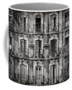 Windows And Balconies 2 Coffee Mug