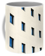 Windows In An Office Building Coffee Mug