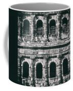 Windows Of The Porta Nigra Coffee Mug