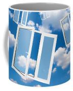 Windows To New World Coffee Mug