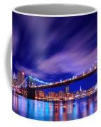 Winds And Lights Coffee Mug