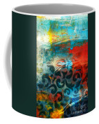 Winds Of Change - Abstract Art Coffee Mug