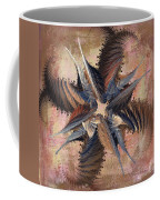 Winds Of Change Coffee Mug by Deborah Benoit