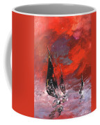 Windsurf Impression 02 Coffee Mug
