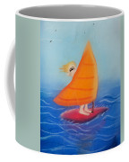 Windsurfer Dude Coffee Mug