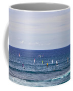 Windsurfing Coffee Mug