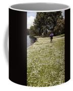 Windy And Cloudy Coffee Mug